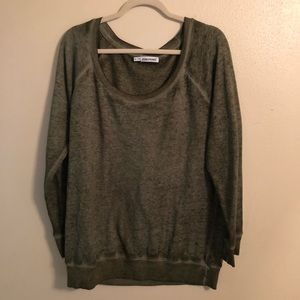 Maurice's Olive Green Sweater